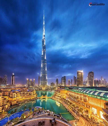 Heart Of Dubai