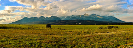 Tatra Gebirge (Slowakei)
