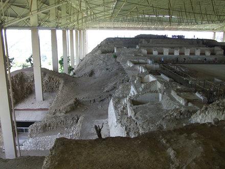 Mexiko – Cacaxtla