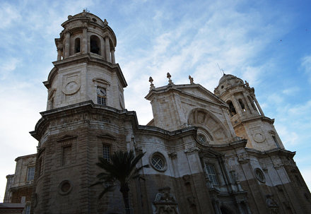 """CÁDIZ (ANDALUCÍA) SPAIN  """"Cádiz Cathedral"""""""