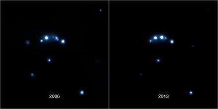 Neutron Star Undergoes Wild Behavior Changes (NASA, Chandra, 09/26/13)