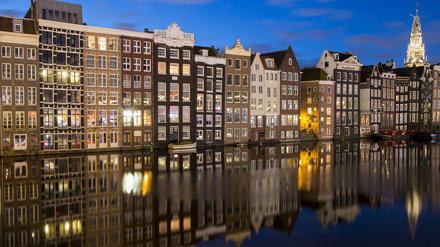 Houses of Amsterdam