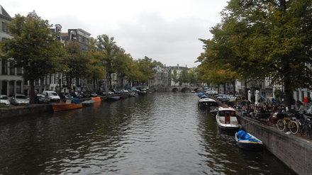 Amsterdam, Keizersgracht [06.09.2014]