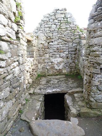 Capel Lligwy Crypt