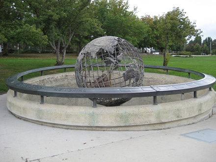 Regatta Point - Captain Cook Memorial by Walter Bunning