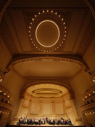 NEW YORK - Carnegie Hall