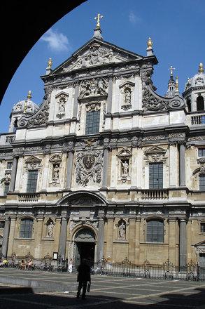 Sint-Carolus Borromeuskerk, Antwerpen
