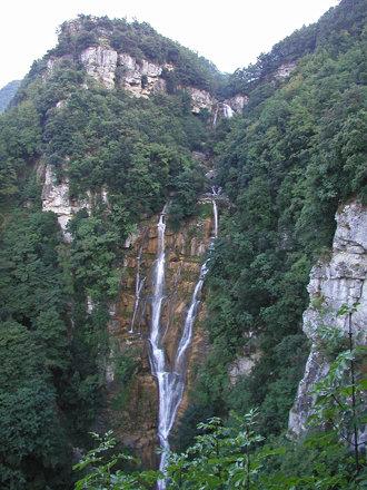 Le Cascate del Rio Verde
