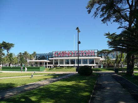 Fachada Casino Estoril