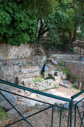 Castalian Spring, Delphi
