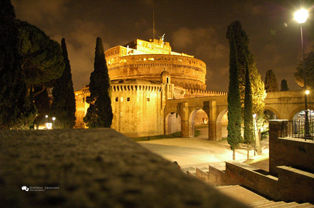 Castel Sant'Angelo by night - Roma