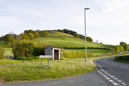 Defynnog Bus Stop
