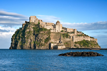 Castello Aragonese Isola d' Ischia