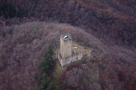 Como - Baradello Tower