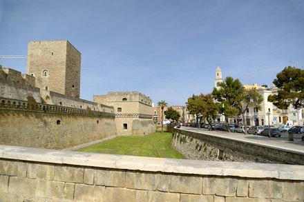 Hohenstaufen Castle, Bari