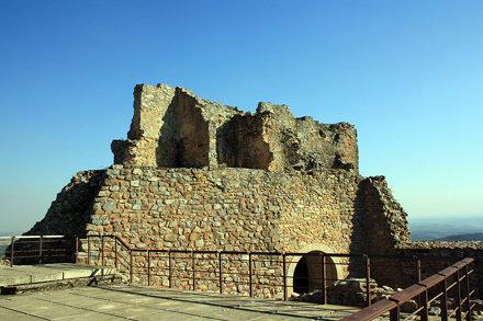 Castelo de Castelo Rodrigo (interior)