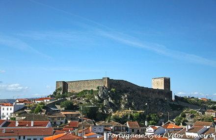 Castelo de Celorico da Beira - Portugal