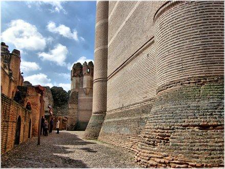 2630-Castillo mudejar de Coca (Segovia)