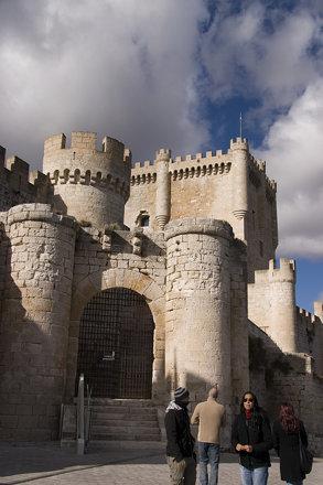 CRW_0240 - Peñafiel - Castillo de los Téllez Girón
