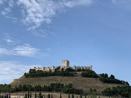 CRW_0241 - Peñafiel - Castillo de los Téllez Girón