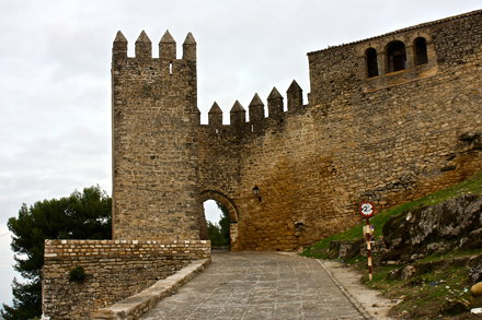 Sabiote Castle / Castillo de Sabiote