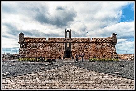 Arrecife de Lanzarote: Castillo de san José