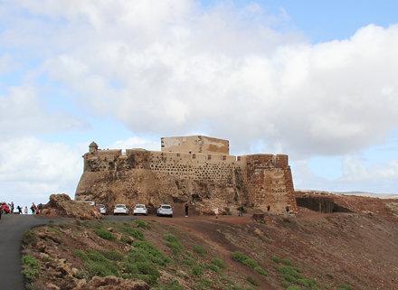 Castillo de Santa Bárbara Teguise 2