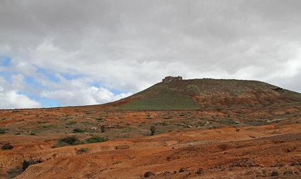 Castillo de Santa Bárbara Teguise 1