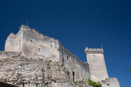 Le ciel et le château