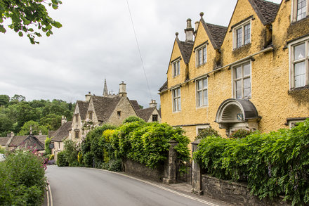 The Dower House, Castle Combe, England