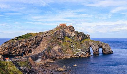 San Juan de Gaztelugatxe Basque Country Spain