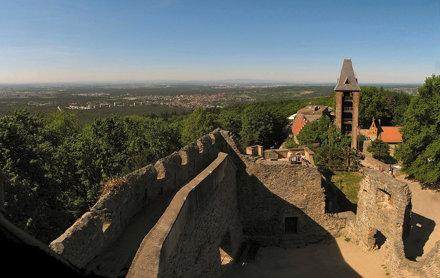 Burg Frankenstein, Mühltal
