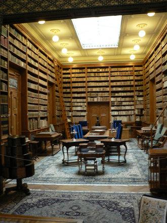 Library - kaštiel Betliar - 185