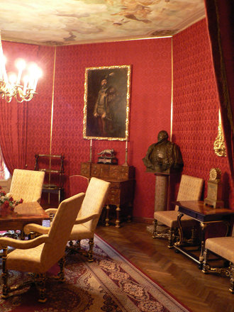 Sitting room - kaštiel Betliar - 125