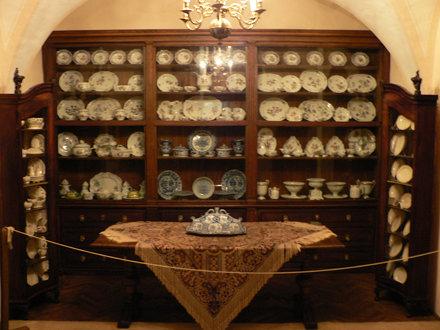 Porcelain - kaštiel Betliar - 140