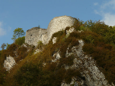 Château-fort de Crèvecoeur