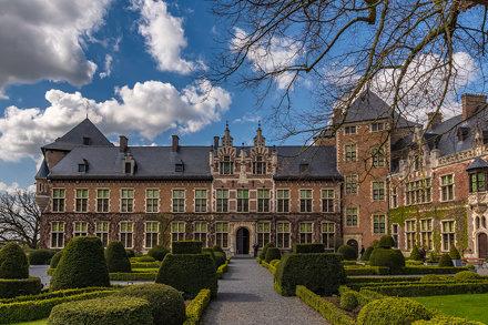 Gaasbeek Castle, Belgium