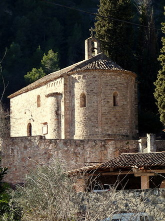 romànic a Gallifa
