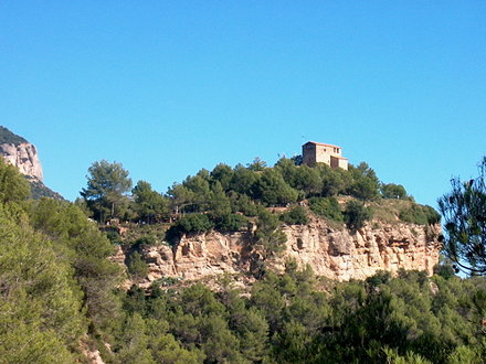 Castell de Gallifa i Cinglera