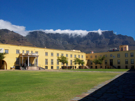 Castle Of Good Hope Courtyard