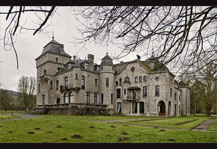 Château de Hamoir-Lassus