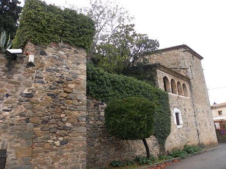 Exterior del Castell de Púbol
