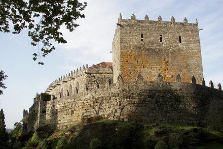 Castillo de Soutumaior