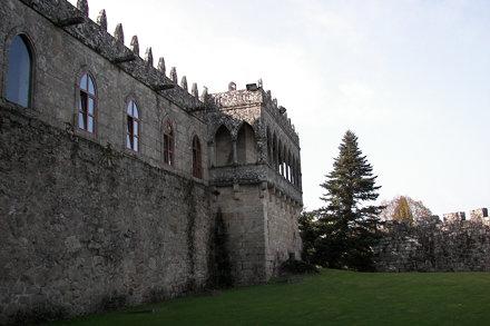 Castillo de Soutumaior 2