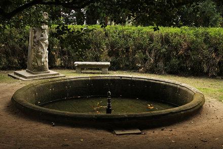 Jardines del Castillo de Sotomayor