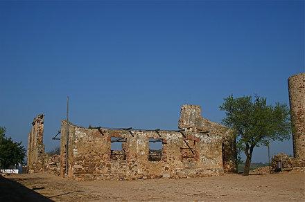 Castelo - Ruínas