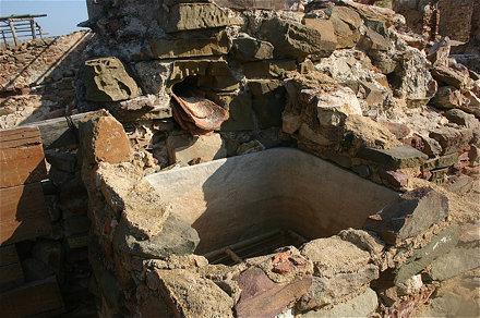 Ruinas - Detalhe