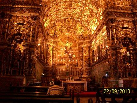 Igreja do ouro - Salvador