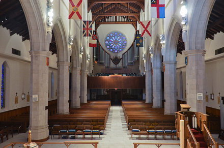 Cathedral Interiors 2014 (3)