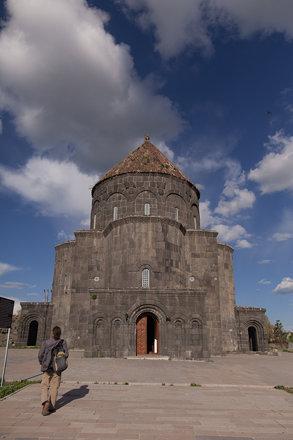 Kars Cathedral (Surp Arakelots) 940 AD, Kars, Turkey